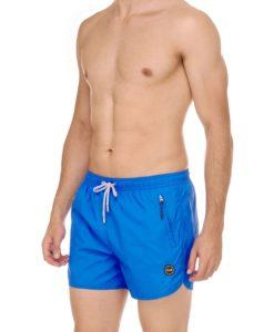 Short con zip laterali